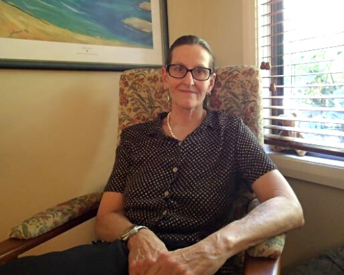 Photo of Wendy. Connect with her and ask your counselling questions.
